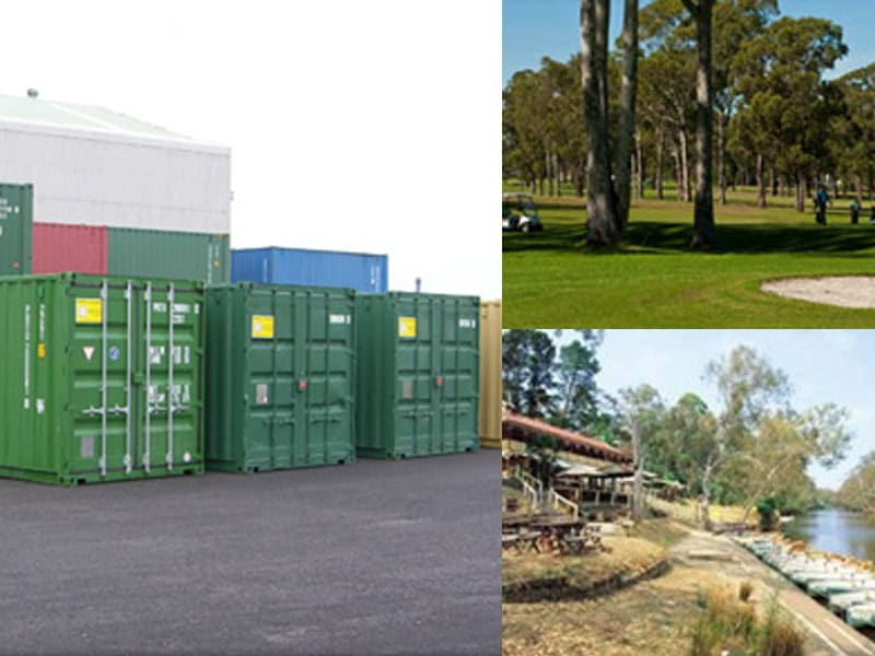 Shipping Containers Fairfield