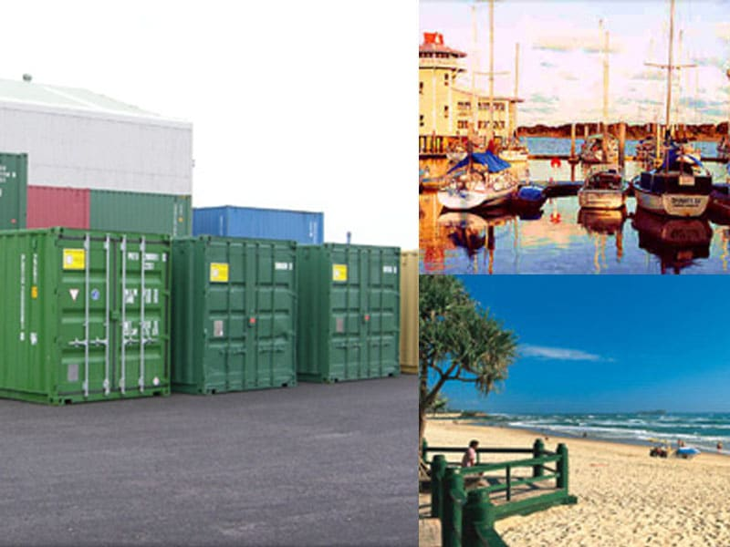 Shipping Containers Caloundra