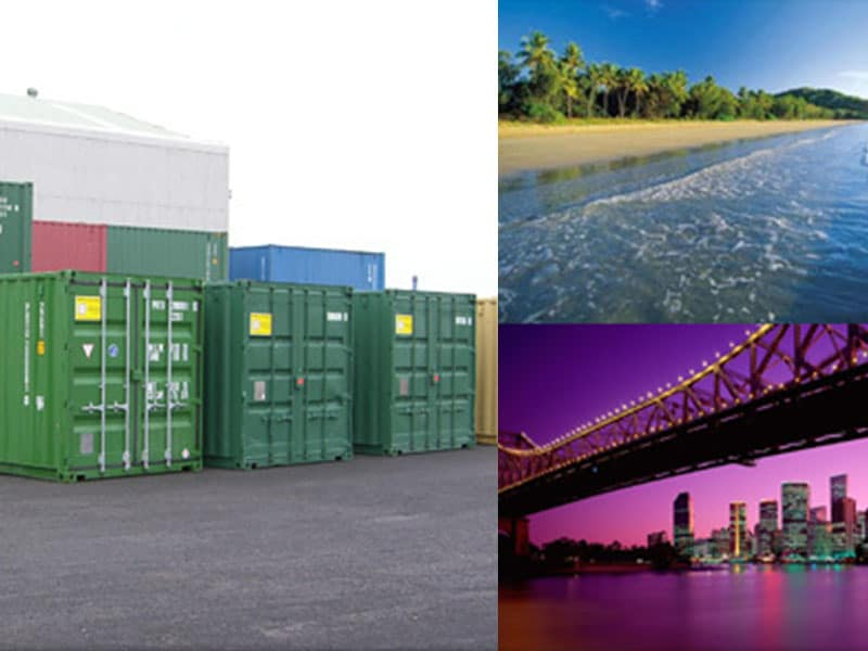 Shipping Containers Qld