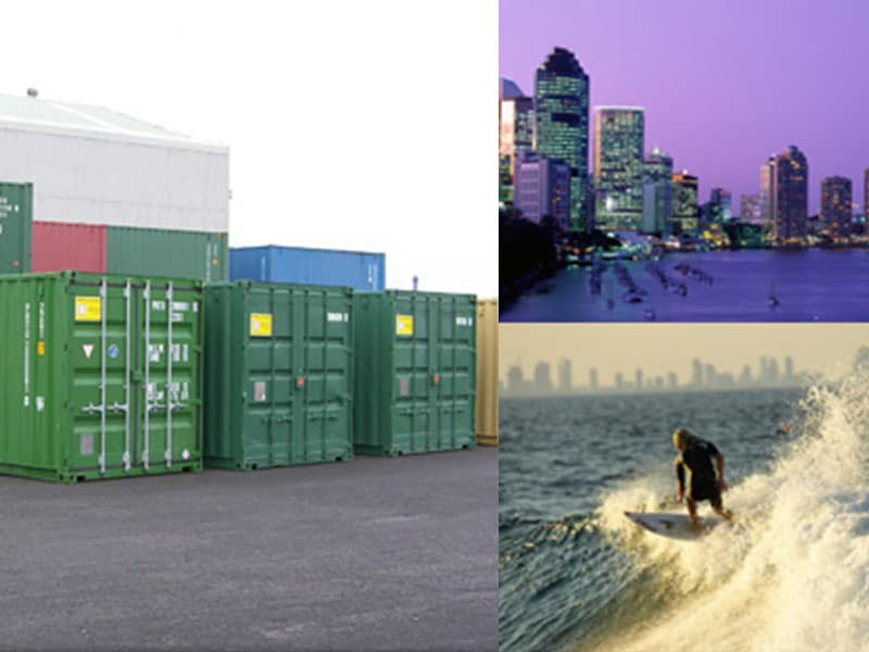 Shipping Containers Queensland
