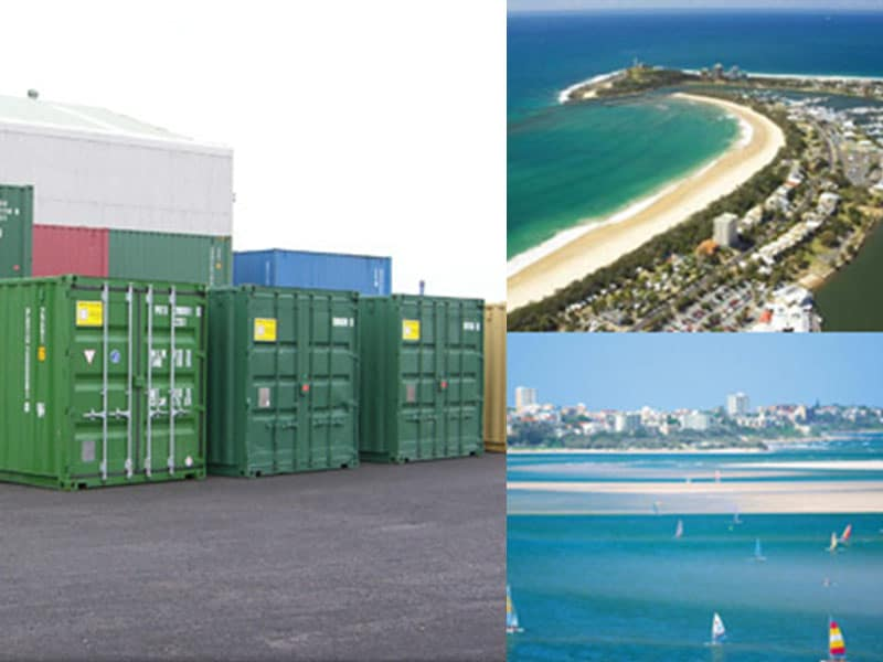 Shipping Containers Sunshine Coast