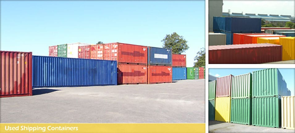 used_shipping_containers
