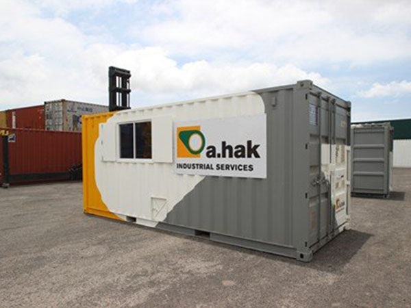 Branded Modified Containers