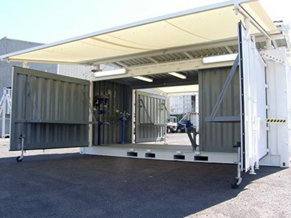 The Ultimate Container Workshop