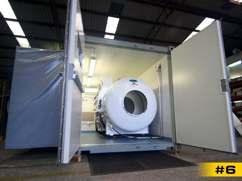 re-compression chamber