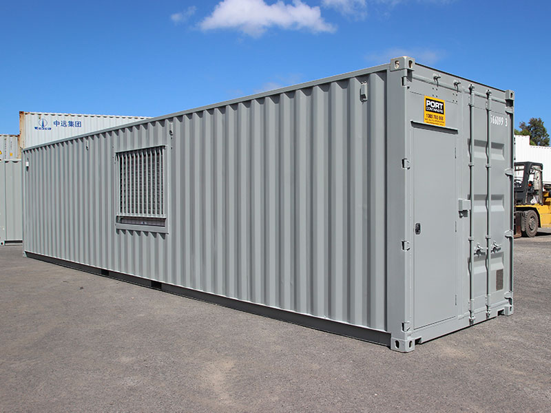 40ft Canteen Container