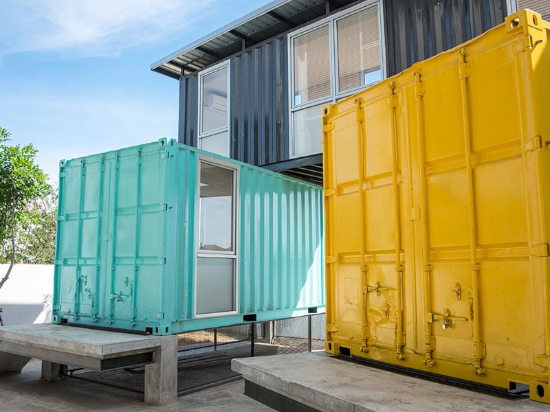 Tips on Building Container Homes