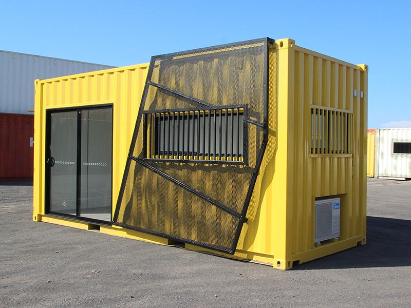 Construction Site Office Container