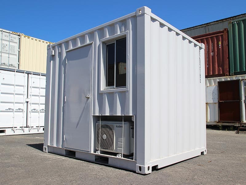 Container Resting Room Special Projects By Port Shipping Containers