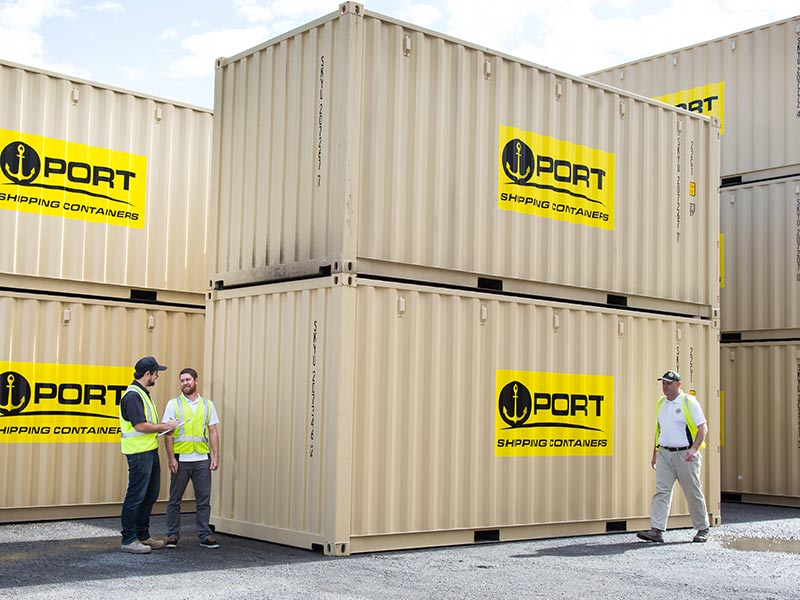 What does a shipping container cost?