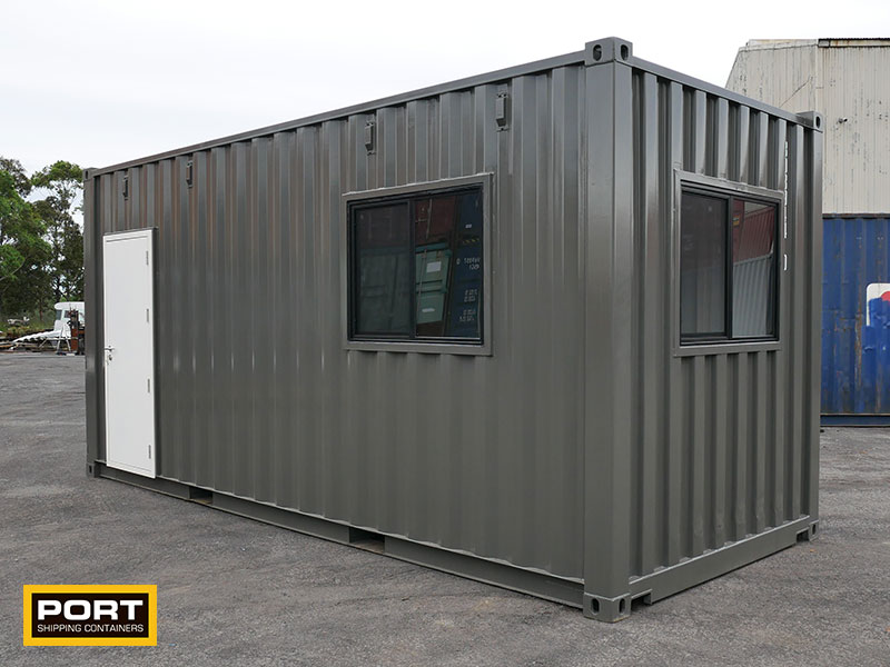 Container Home Office