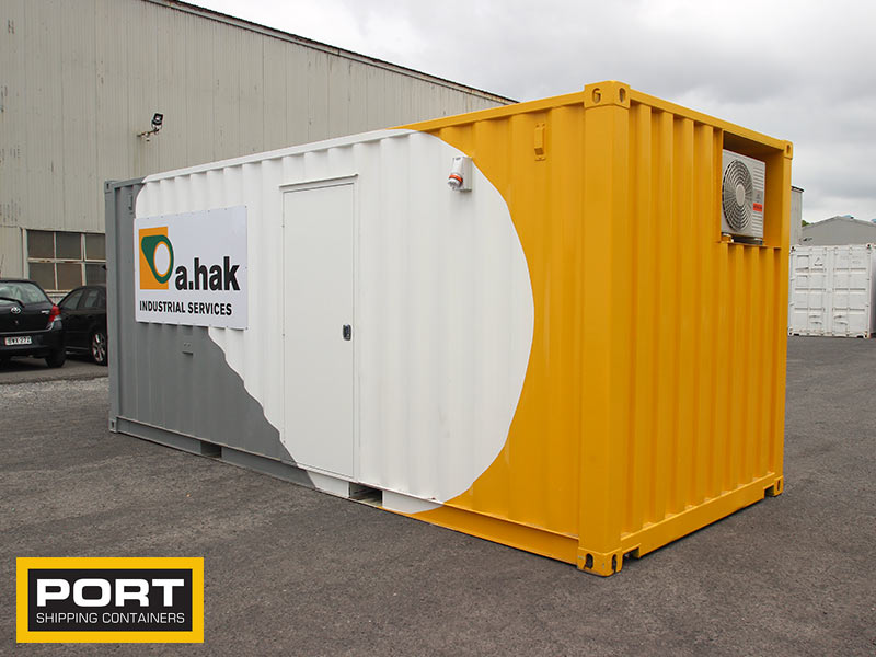 ahak - 20ft Container Office