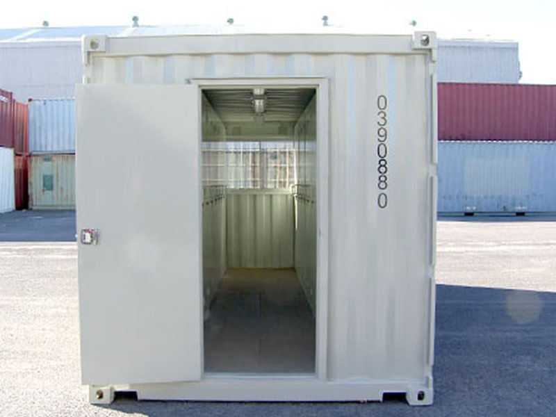 Portable Change Rooms