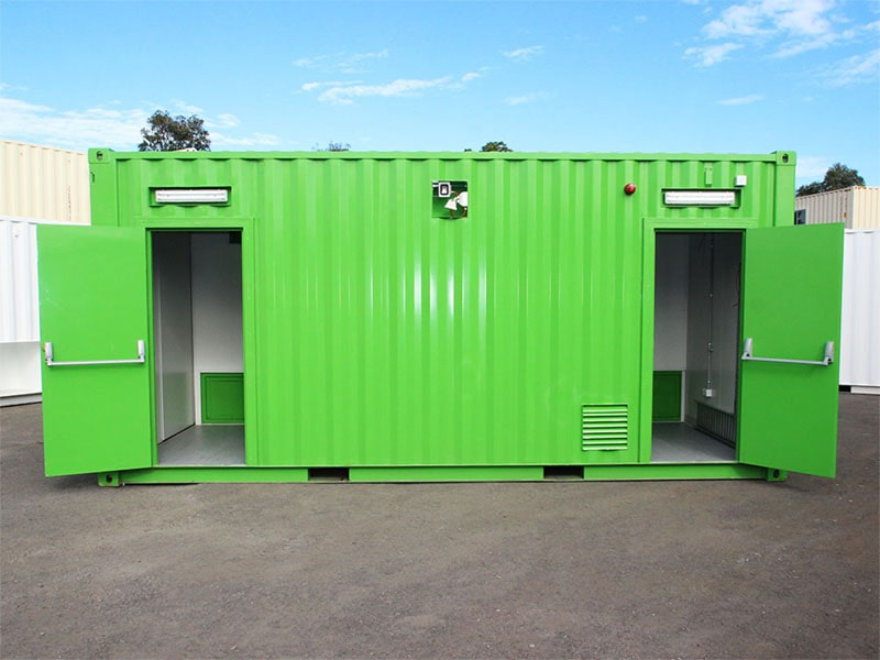 Switch Room Containers