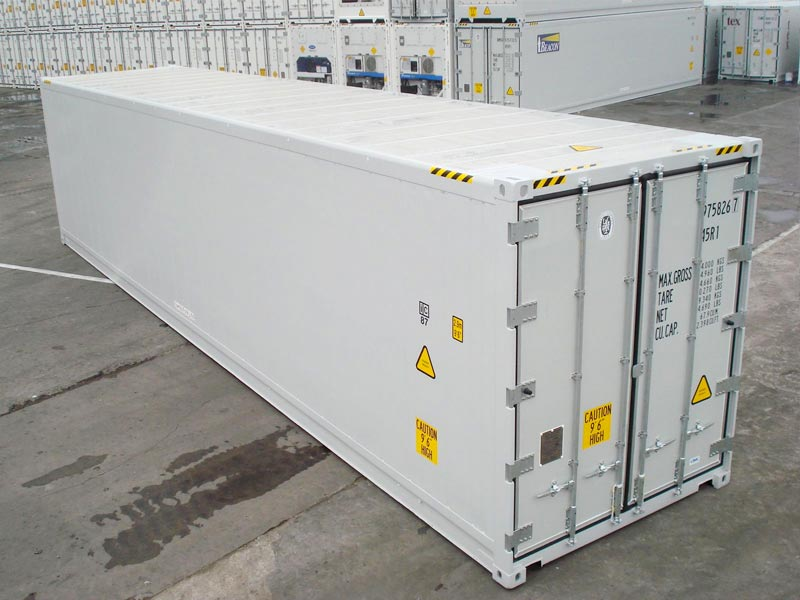 40ft Refrigerater Container