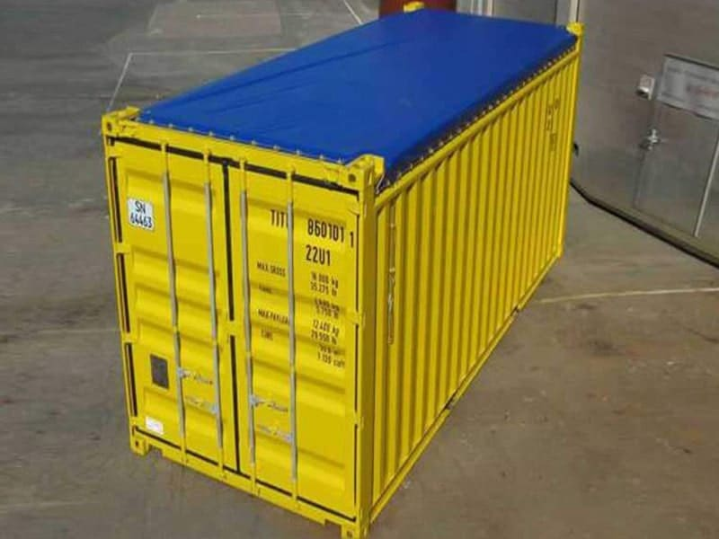 Open Top Shipping Containers