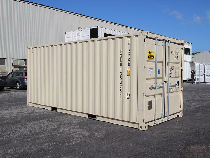 General Purpose Shipping Containers