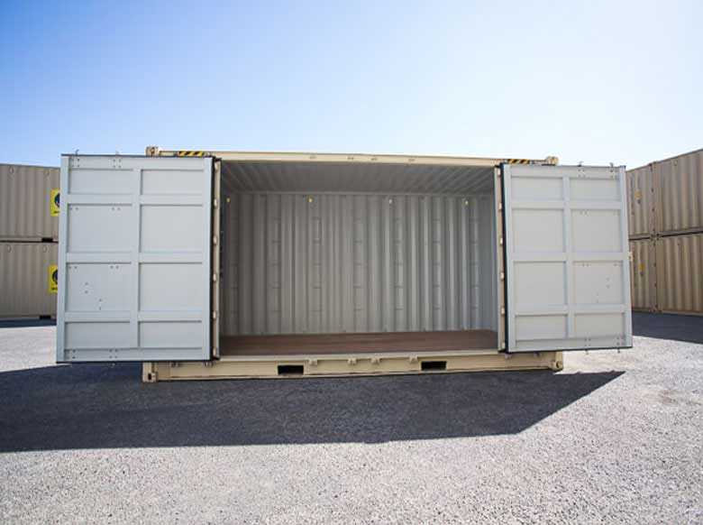 Our container accessories list is near endless, and is only limited by the uses of the container itself. So whether you need whirlybirds, air vents, windows, shelving, power-points, work benches, ensuite, fluorescent lights or any of a thousand other modifications, Port have the know-how and industry to customise your side opening shipping containers to your specifications to make something unique and extraordinary.