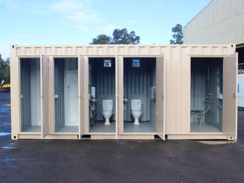 Ablution Units