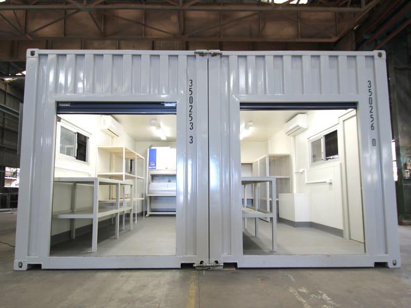 Container Laboratories