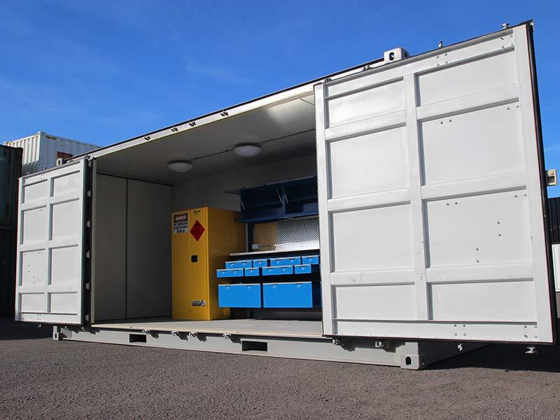 Portable Workshops