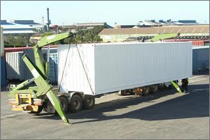 Side Loading Delivery