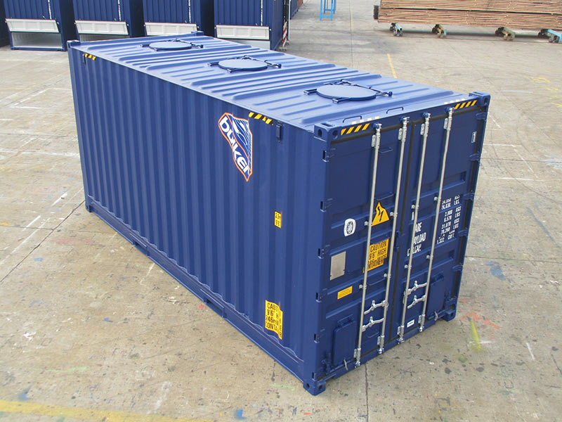 Bulker Containers