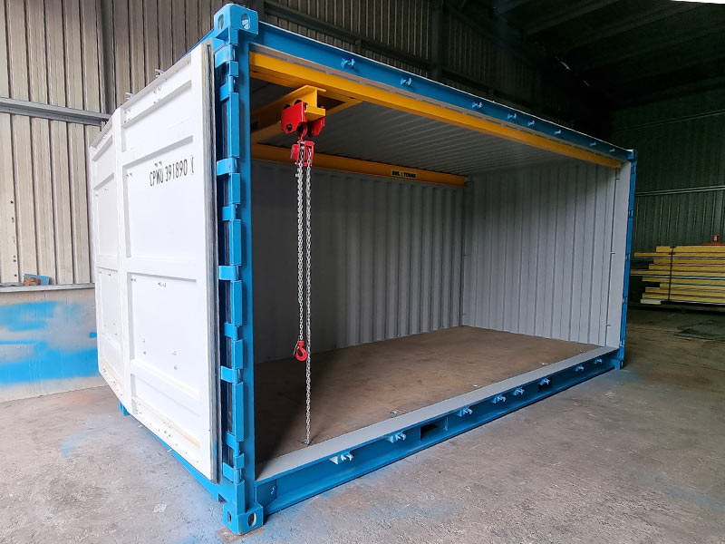 Gantry Containers